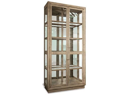 Sophie Display Cabinet - 50354 by Riverside furniture