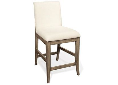 Sophie Upholstered Counter Stool - 50359 by Riverside furniture