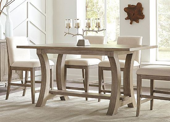 Sophie Counter Height Dining Set by Riverside furniture