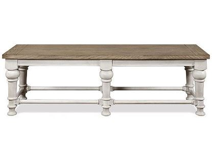 Southport Dining Bench - 58959 from Riverside furniture