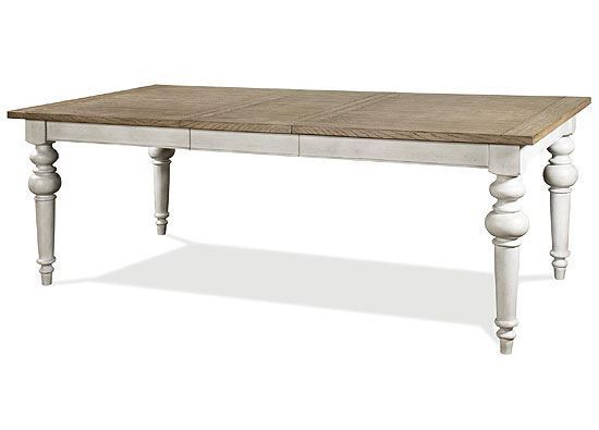 Southport Dining Table - 58950 from Riverside furniture