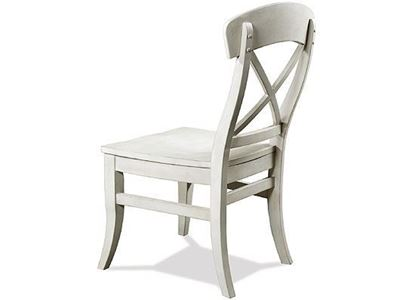 Southport X-Back Side Chair - 58957 from Riverside furniture
