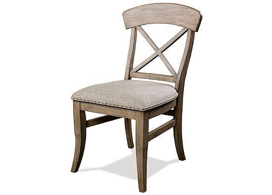 Southport Upholstered Side Chair - 58956 by Riverside furniture