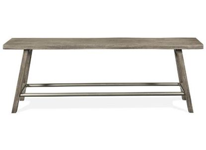 Waverly Counter Height Dining Bench - 49754 from Riverside furniture