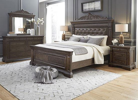 Bedford Heights Bedroom Collection from Pulaski furniture