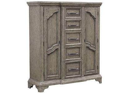 Bristol Door Chest - P152125 from Pulaski furniture