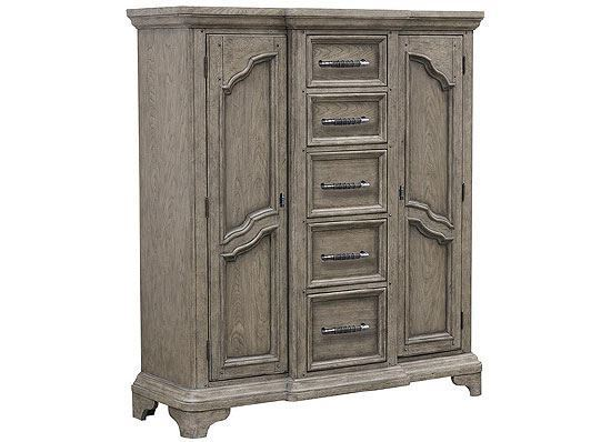 Bristol Door Chest - P152125 from Pulaski furniture