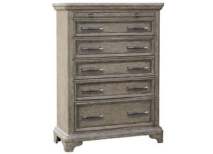Bristol Six Drawer Chest - P152124 from Pulaski furniture