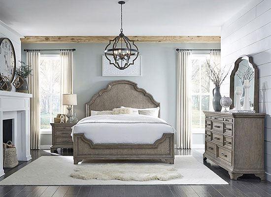 Bristol Bedroom Collection from Pulaski furniture