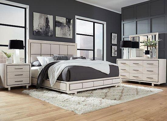 District 3 Bedroom from Pulaski furniture