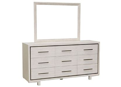 District 3 Dresser - P151100 from Pulaski furniture