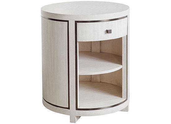 District 3 Open Nightstand - P151142 from Pulaski furniture