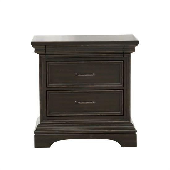 Caldwell Nightstand - P012140 from Pulaski furniture
