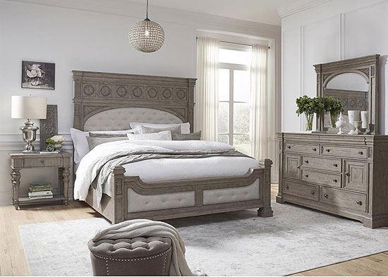 Kingsbury Bedroom from Pulaski furniture