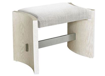 Myers Park Vanity Stool (P153136) from Pulaski furniture