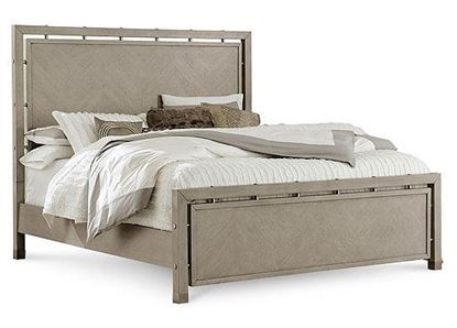 Sutton Place Panel Bed (121170-121180) from Pulaski furniture