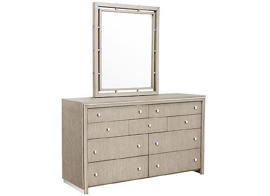 Sutton Place Dresser - P121100 from Pulaski furniture