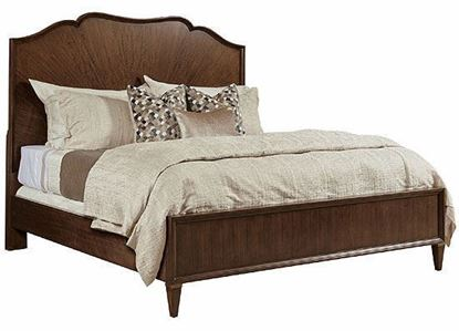 American Drew Vantage Collection - Carlisle Queen Panel Bed 929-313R
