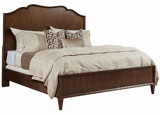 American Drew Vantage Collection - Carlisle Queen Panel Bed 929-313R