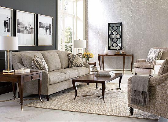 American Drew Vantage Living Room Collection