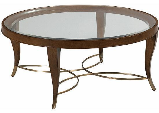Picture of Vantage Round Coffee Table 929-911