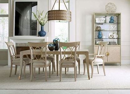American Drew Lenox Dining Room Collection with Terrace Rectangular Dining Table