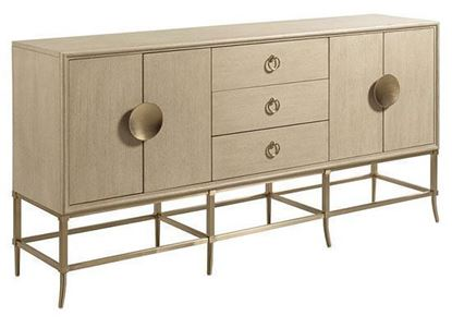 Lenox - Carrera Sideboard 923-857 by American Drew furniture