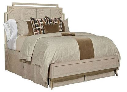 Lenox - Royce King Bed Complete 923-306R by American Drew furniture