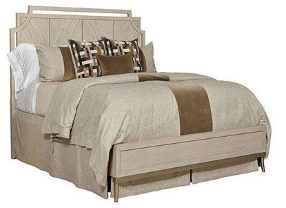 American Drew Lenox - Royce Queen Bed Complete 923-304R
