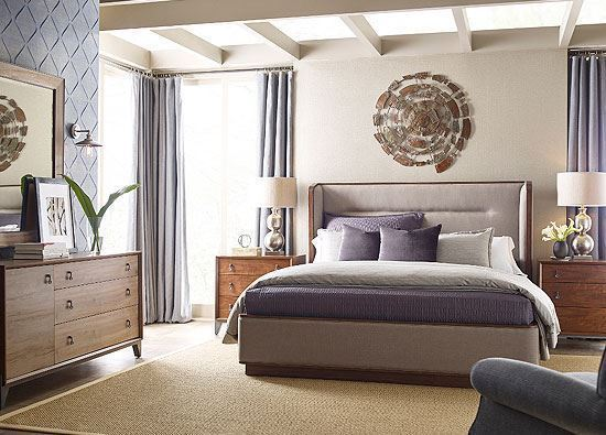 AD Modern Synergy Bedroom Collection by American drew furniture