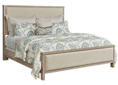 West Fork - Jacksonville King Upholstered Bed 924-316R by American Drew furniture