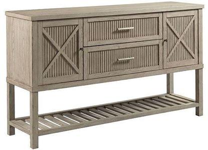 West Fork - Sloan Sideboard 924-857 by American Drew furniture
