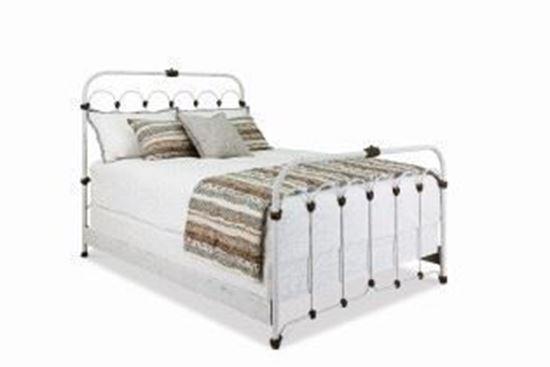 Wesley Allen Hillsboro Bed - 1098