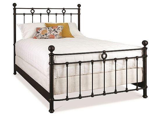 Wesley Allen Latif Bed - 1054