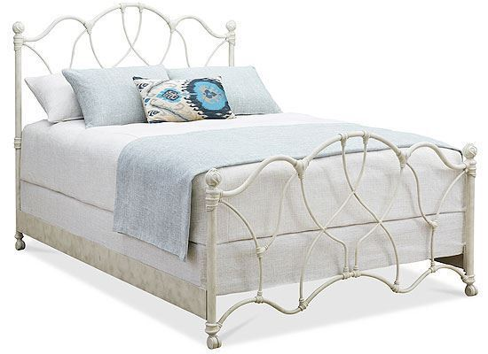 Wesley Allen Morsley Iron Bed - 1026