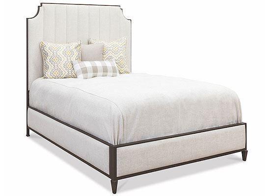 Wesley Allen Spencer Fabric Surround Bed - 1256