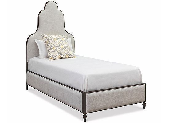 Wesley Allen Brooklynn Upholstered Youth Bed - 1233