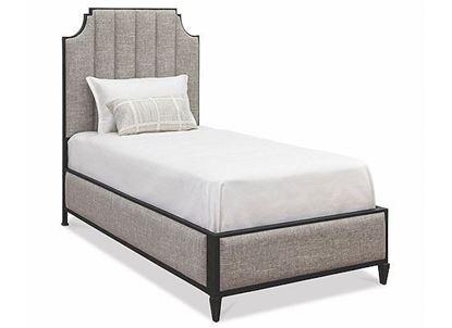 Wesley Allen Spencer Upholstered Youth Bed - 1256