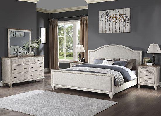 Newport Bedroom Collection from Flexsteel furniture