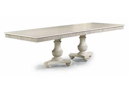 Harmony Rectangular Dining Table W1070-831 from Flexsteel furniture