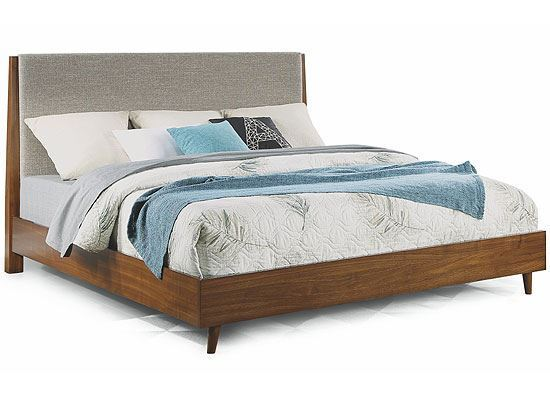 Ludwig Queen Bed W1085-90Q from Flexsteel furniture
