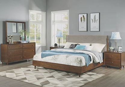 Ludwig Bedroom Collection from Flexsteel furniture