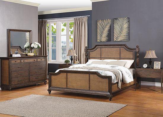 Wakefield Bedroom Collection from Flexsteel furniture