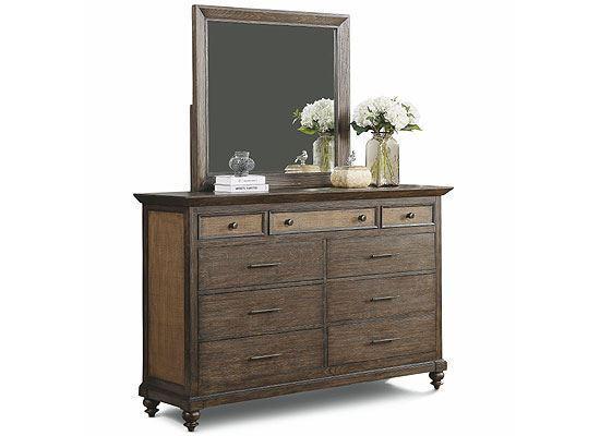 Wakefield Dresser W1081-860 from Flexsteel furniture
