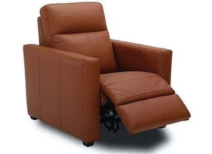 Broadway Power Leather Recliner with Power Headrest 1032-50PH from Flexsteel furniture