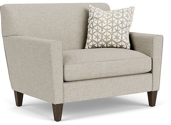Digby Chair and a Half 5966-101 from Flexsteel furniture