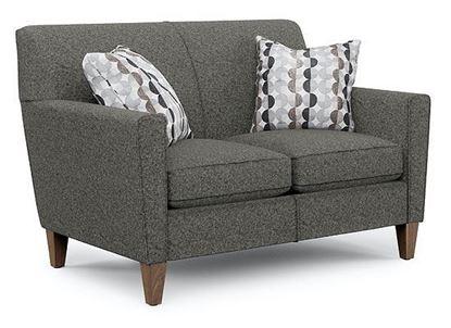 Digby Loveseat 5966-20 from Flexsteel furniture