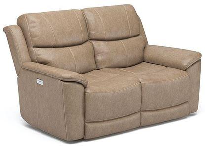 Cade Power Reclining Loveseat with Power Headrest 1183-60PH from Flexsteel furniture