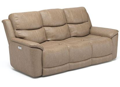 Cade Power Reclining Sofa with Power Headrests 1183-62PH from Flexsteel furniture