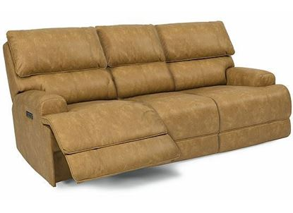 Floyd Reclining Sofa with Power Headrests 1879-62PH from Flexsteel furniture